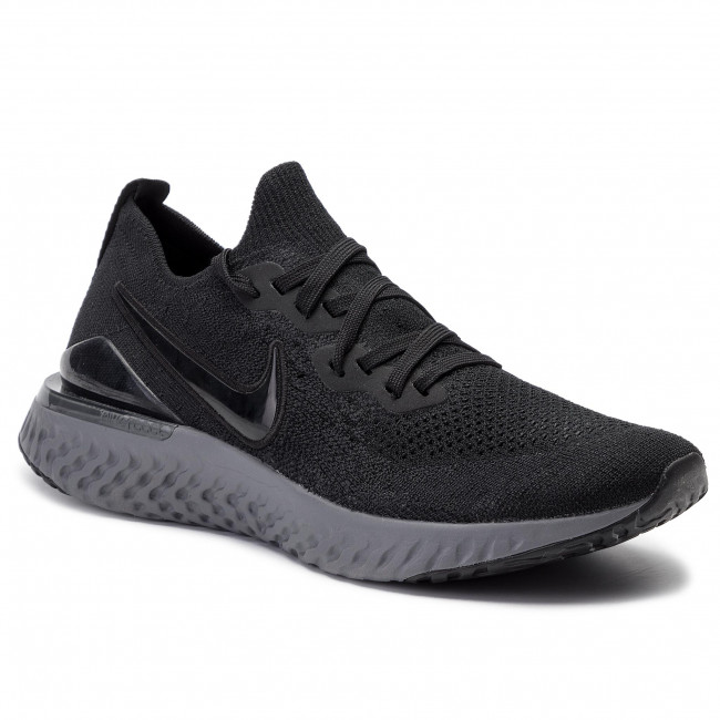 low priced 71ebe 2ca2d Shoes NIKE - Epic React Flyknit 2 BQ8928 001 Black/Black/White/Gunsmoke