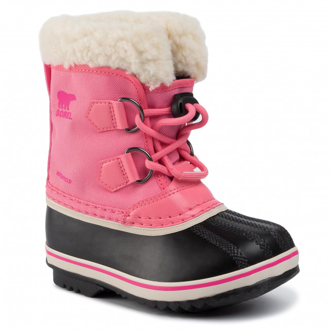 Sorel Yoot Pac Pink Youths Boots