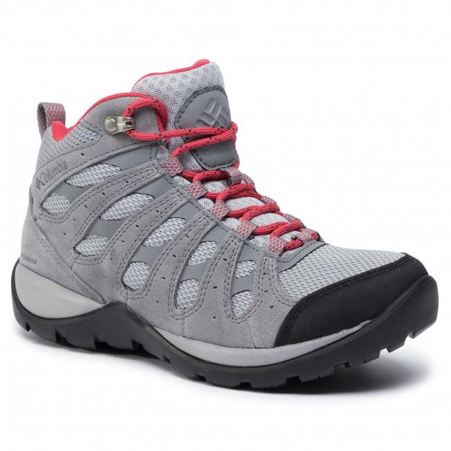 Trekker Boots COLUMBIA - Redmond V2 Mid Wp BL0833 Steam/Daredevil 088