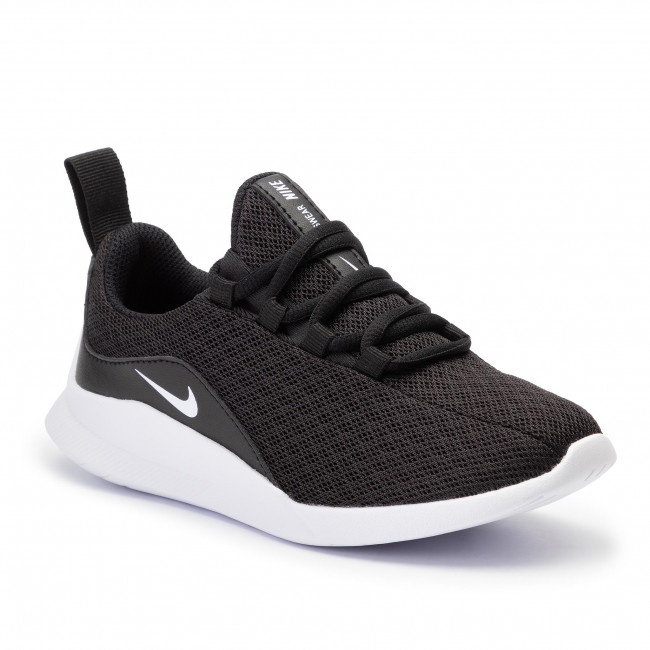 intersección martillo Empuje hacia abajo  Shoes NIKE - Viale (Ps) AH5555 002 Black/White - Laced shoes - Low ...