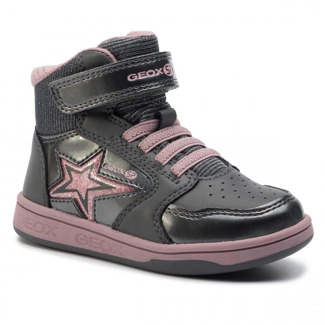 Sneakers GEOX J Maltin G. A J9200A 0HIBC C0952 M Dk GreyPink 6sebs