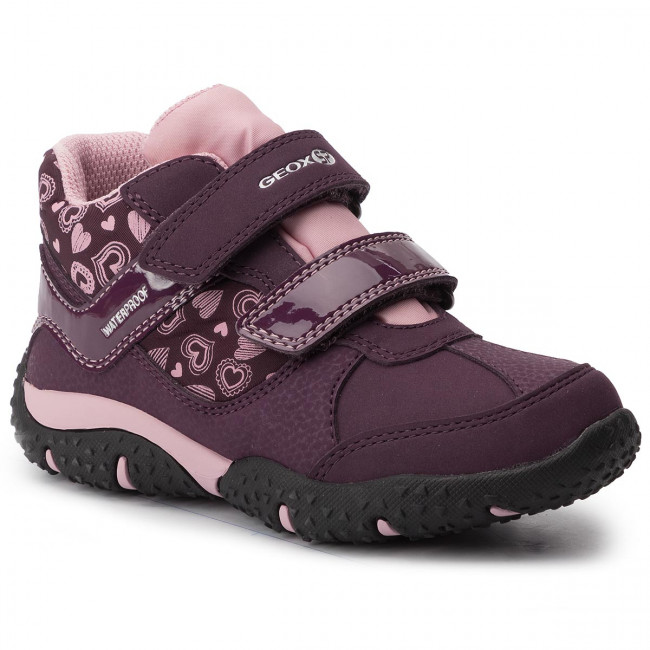 Dinámica martillo Folleto  Boots GEOX - J Baltic G. B Wpf B J942VB 0FUCE C8224 S Purple/Pink - Boots -  High boots and others - Girl - Kids' shoes | efootwear.eu