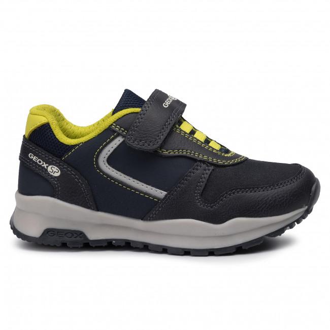 Sneakers GEOX J Cordian B. A J945DA 0MEFU C0749 M NavyLime U7PnP