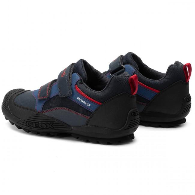 Shoes GEOX J Atreus B.B Wpf B J947GB 0BU04 C0700 D NavyAvio