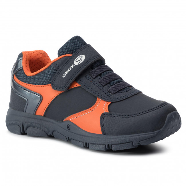 Sneakers GEOX J N. Torque B. A J947NA 0CE54 C0659 S NavyOrange