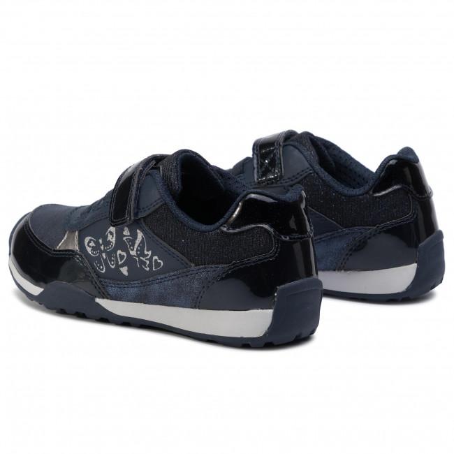 Sneakers GEOX J N.Jocker G.A J94G2A 0HIPV C4201 S NavyDk Silver