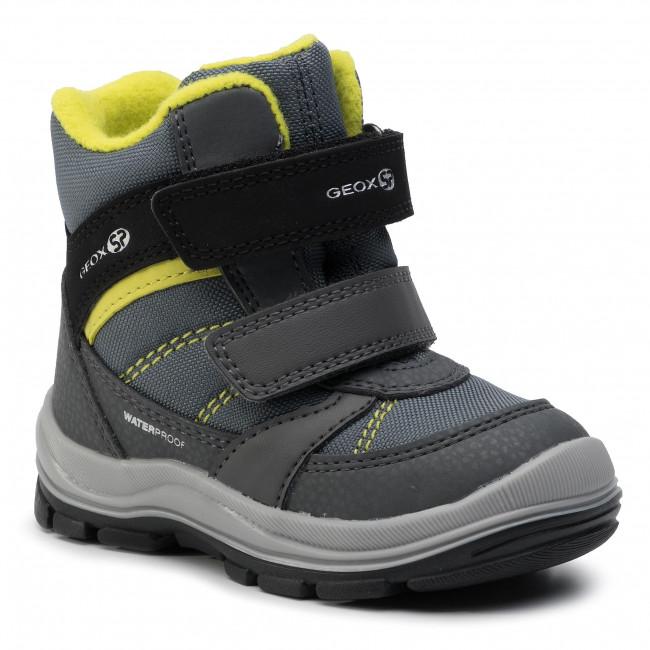 Snow Boots GEOX B Trivor B.Bwpf A B943TA 0CE54 C0245 M