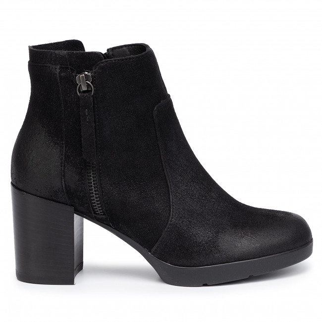 Boots GEOX D Aneeka E D94EHE 000MW C9999 Black