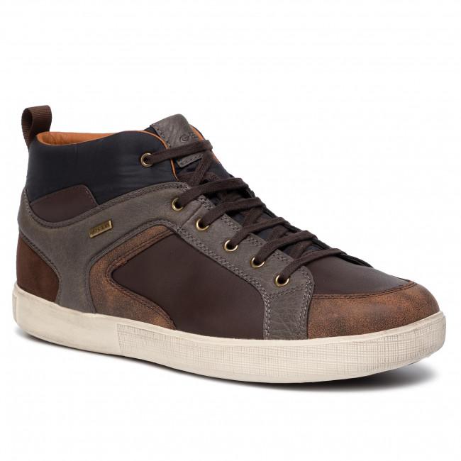Boots GEOX U Taiki B Abx A U941UA 0CL43 C6044 BrownMud 230