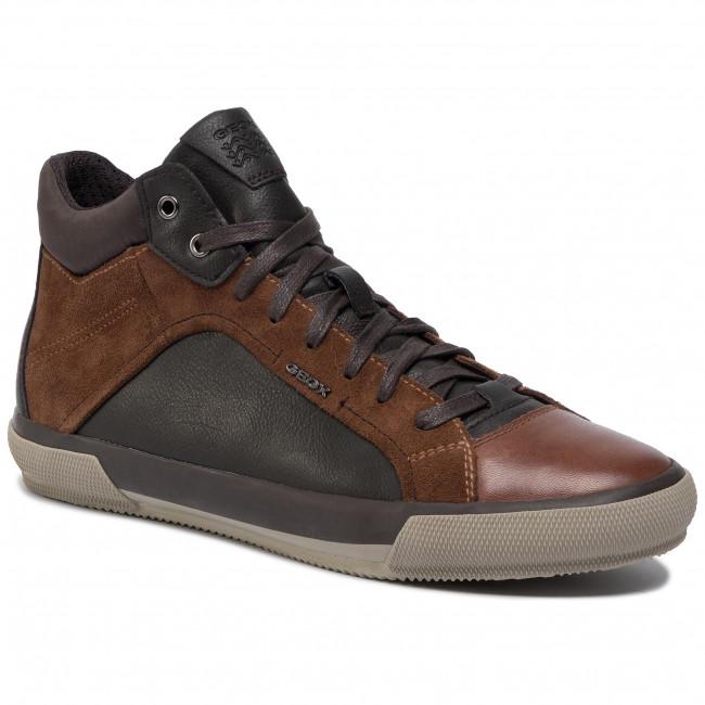 Propuesta alternativa inteligencia Reanimar  Sneakers GEOX - U Kaven C U946MC 022ME C6G6T Browncotto/Dk Coffee ...