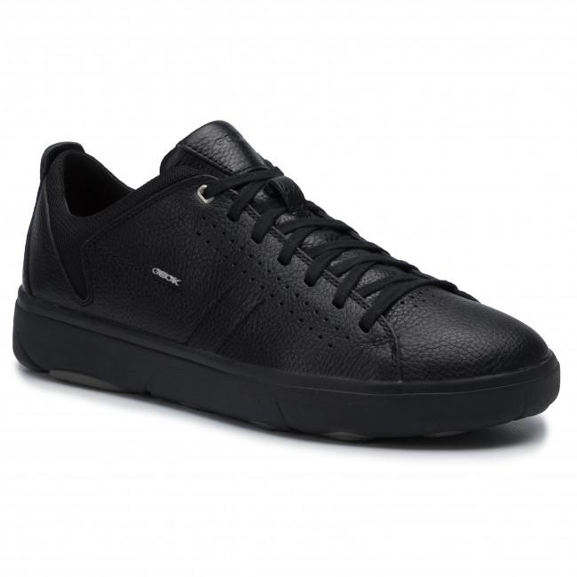 gran selección de 22fda bf43f Sneakers GEOX - U Nebula Y A U948FA 00046 C9999 Black