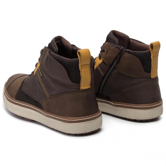 Humildad Corbata Hija  Boots GEOX - U Mattias Babx A U94T1A 045EK C6024 Dk Coffee - Boots - High  boots and others - Men's shoes | efootwear.eu