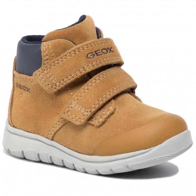 Boots GEOX B Xunday B. A B841BA 00022 C2006 M Dk Yellow