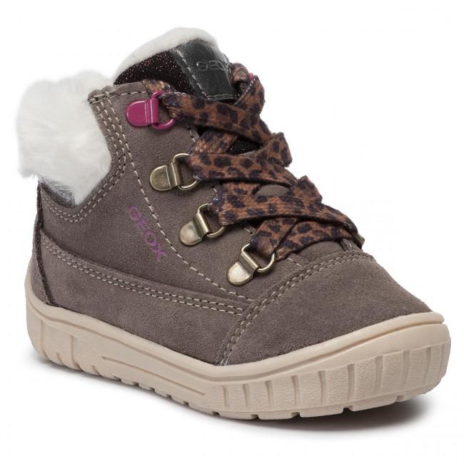Boots GEOX B Omar G. Wpf A B842LA 00022 C9006 M Smoke Grey