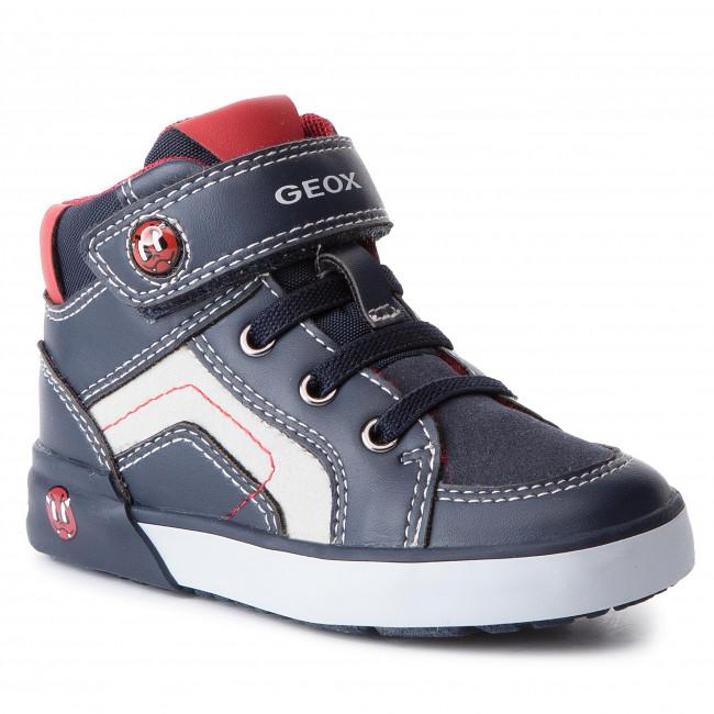 db3e0e9abc Sneakers GEOX - B Kilwi B. D B94A7D 054FU C4078 M Navy/Dk Navy