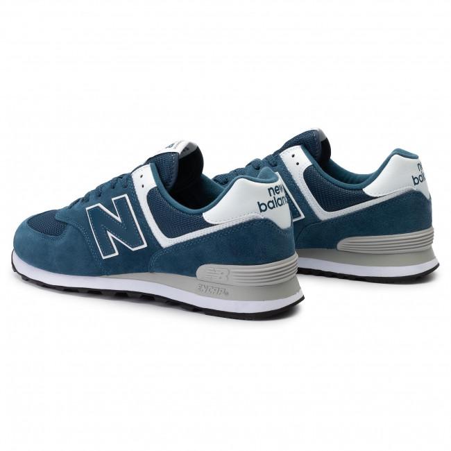 Sneakers NEW BALANCE ML574ESM Navy Blue
