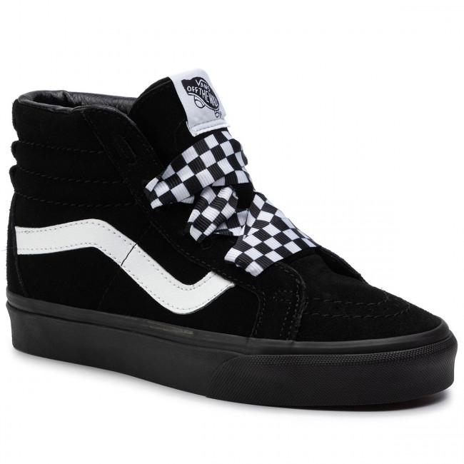 Vans Sk8 Hi Shoes BlackBlack