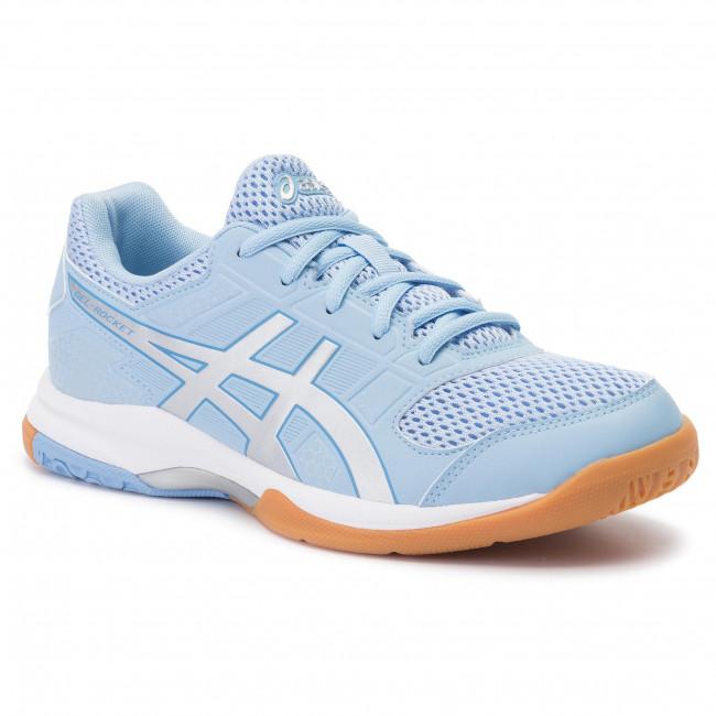 Shoes ASICS - Gel-Rocket 8 B756Y Air Blue/Sliver/White 3993