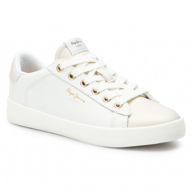 Pepe Jeans Womens Low-top Trainers