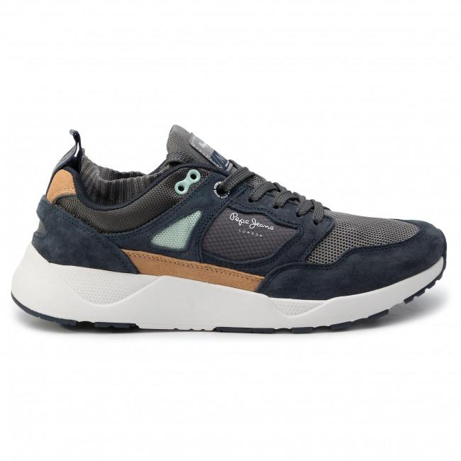 Sneakers PEPE JEANS Orbital M 25 Pro PMS30568 Navy 595
