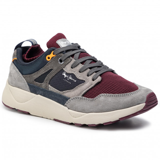Sneakers PEPE JEANS Orbital M 25 Pro PMS30568 Grey 945