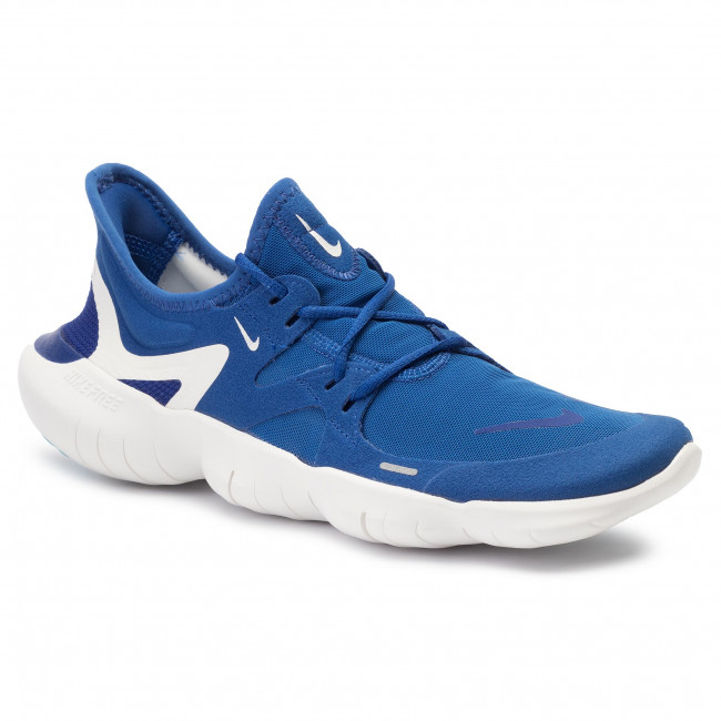 38623e46c15dd Shoes NIKE - Free Rn 5.0 AQ1289 401 Indigo Force/Deep Royal Blue - Indoor - Running  shoes - Sports shoes - Men's shoes - efootwear.eu