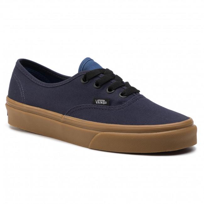 Vans Authentic Gum Sole Sneaker   Sneakers, Vans authentic