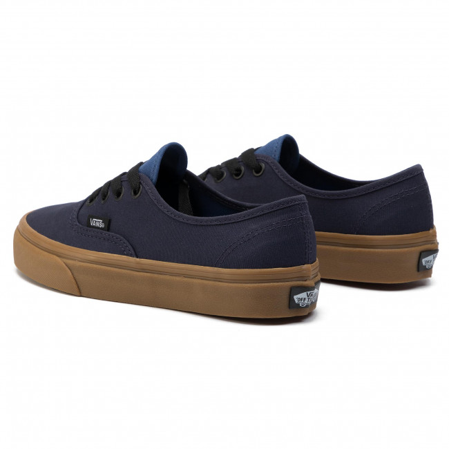 Plimsolls VANS Authentic VN0A2Z5IV4R1 (Gum)Night SkyTrue