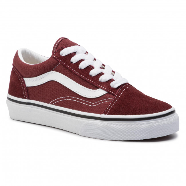 Paternal Abandonar sílaba  Plimsolls VANS - Old Skool VN0A4BUUV3B1 Andorra/True White - Laced shoes -  Low shoes - Girl - Kids' shoes | efootwear.eu