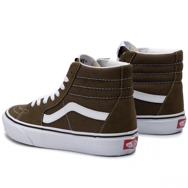 Sneakers VANS Ski8 Hi VN0A4BV6V7D1 BeechTrue White