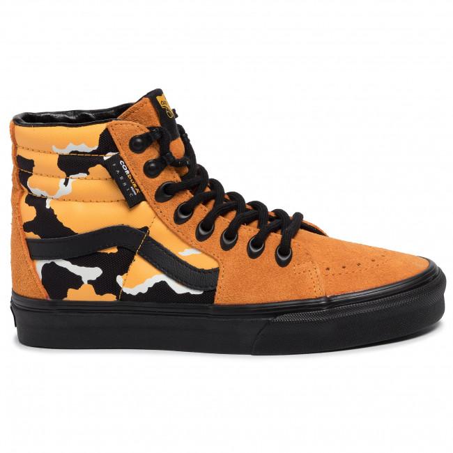 Sneakers VANS Sk8 Hi VN0A4BV6XK41 (Cordura)Amberglowcamoblk