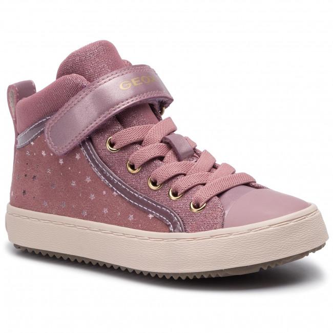 después de esto Cocinando Empuje hacia abajo  Sneakers GEOX - J Kalispera G.I J744GI 0DHAS C8056 S Antique Rose - Boots -  High boots and others - Girl - Kids' shoes | efootwear.eu