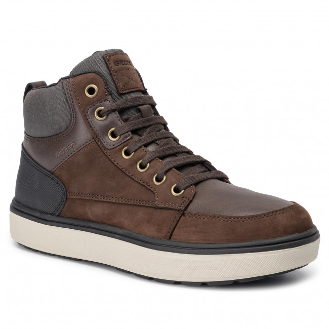 Geox J MATTIAS B ABX Jungen Hohe Sneakers