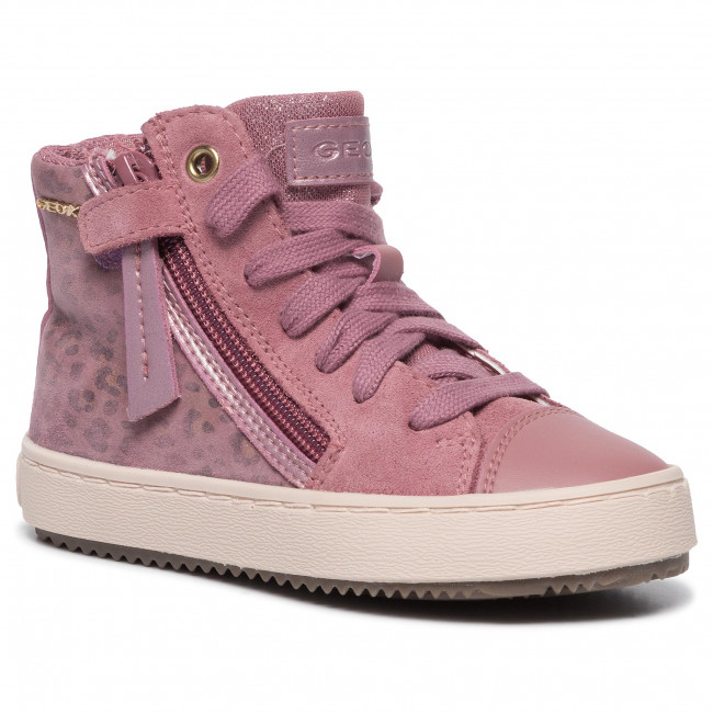 perjudicar picnic Pato  Sneakers GEOX - J Kalispera G. D J944GD 00722 C8006 M Dk Pink - Boots -  High boots and others - Girl - Kids' shoes | efootwear.eu