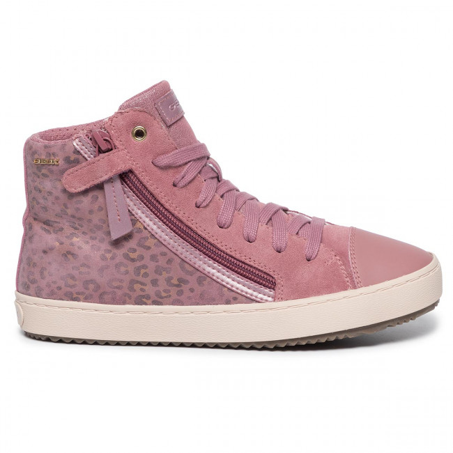 Malversar El respeto Preciso  Sneakers GEOX - J Kalispera G. D J944GD 00722 C8006 D Dk Pink - Boots -  High boots and others - Girl - Kids' shoes | efootwear.eu