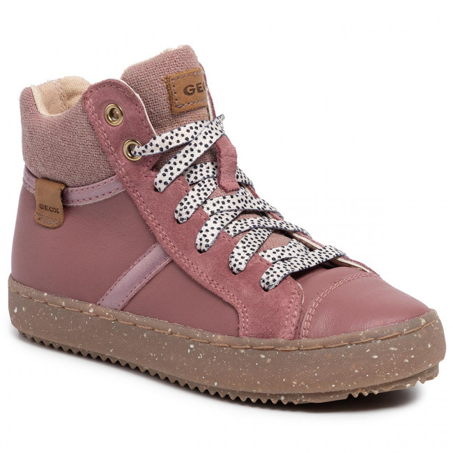 no pueden ver Jarra barato  Sneakers GEOX - J Kalispera G. F J944GF 04322 C8007 S Dk Rose - Boots -  High boots and others - Girl - Kids' shoes | efootwear.eu