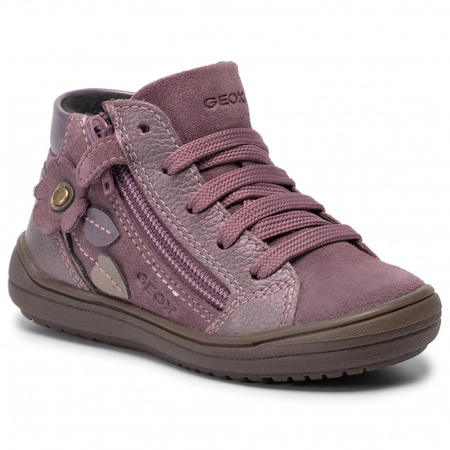 Relacionado Duque equipaje  Boots GEOX - J Hadriel G. A J947VA 022AK C8023 M Lt Prune - Boots - High  boots and others - Girl - Kids' shoes | efootwear.eu