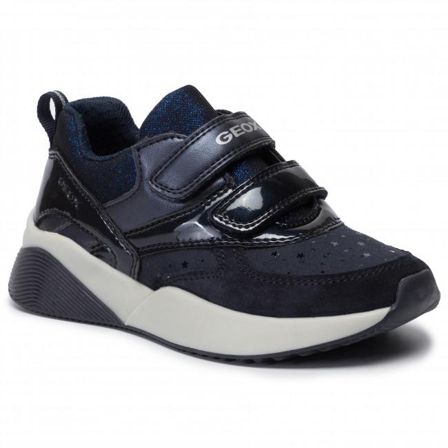 fc8c325a87 Sneakers GEOX - J Sinead G. B J949TB 0DH22 C4021 S Dk Navy