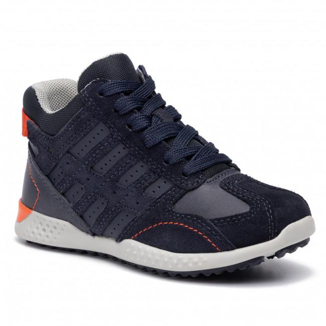 Sneakers GEOX - J Snake.2 B. B J94ABB 022CL C4002 S Navy