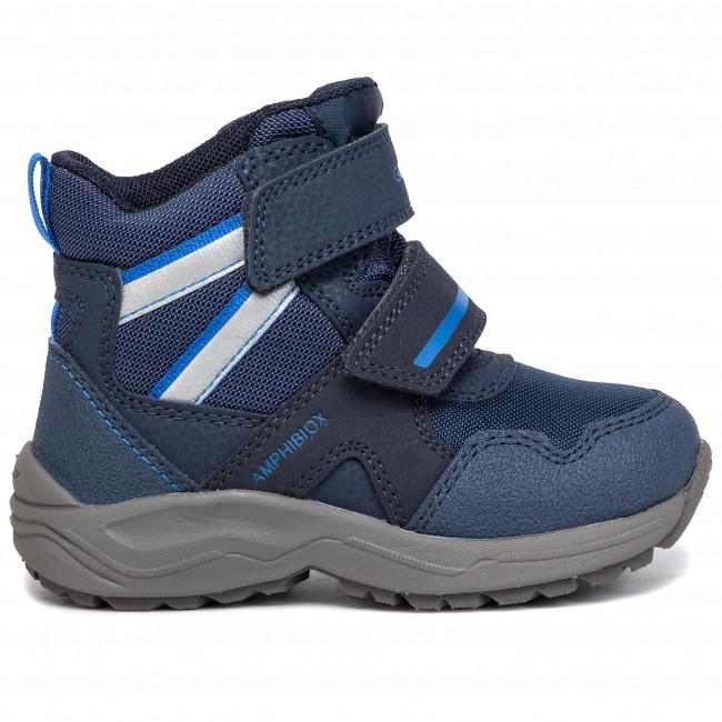 Snow Boots GEOX J Kuray B Abx B 94AHB 0CE11 C4226 M NavyRoyal