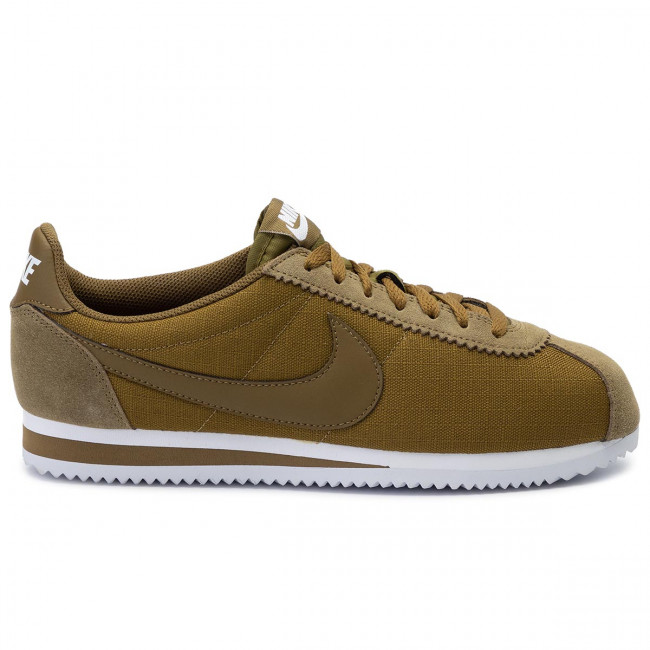 buy popular 84db7 a9a5b Shoes NIKE - Classic Cortez Nylon 807472 303 Olive Flak/Olive Flak/White