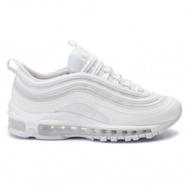 Shoes NIKE Air Max 97 (Gs) 921523 100 WhiteWhiteVast Grey