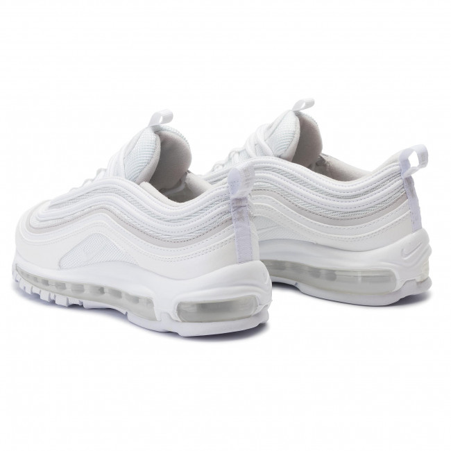 Shoes NIKE Air Max 97 (Gs) 921523 100 WhiteWhiteVast Grey