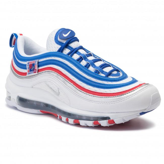 Shoes NIKE Air Max 97 921826 404 Game ReoyalMetalic Silver