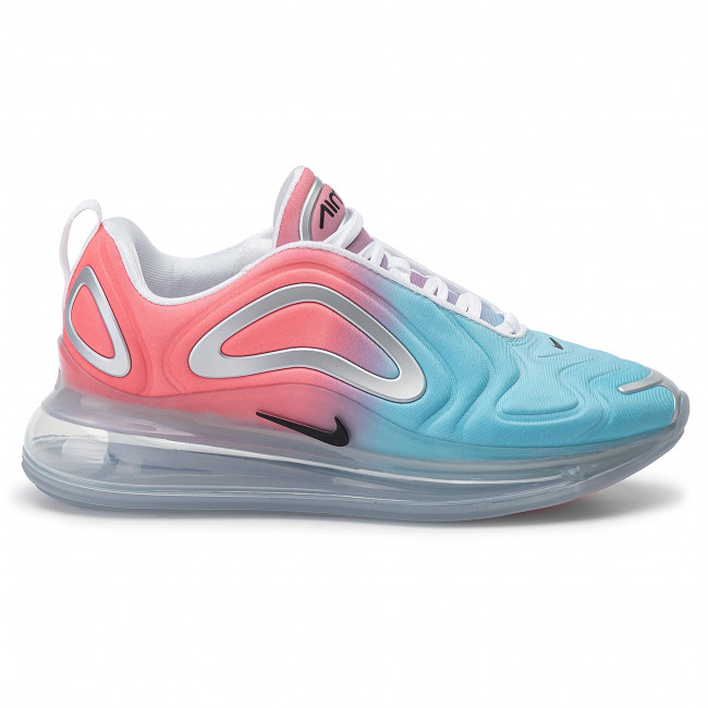 Shoes NIKE Air Max 720 AR9293 600 Lava GlowBlack Blue Fury