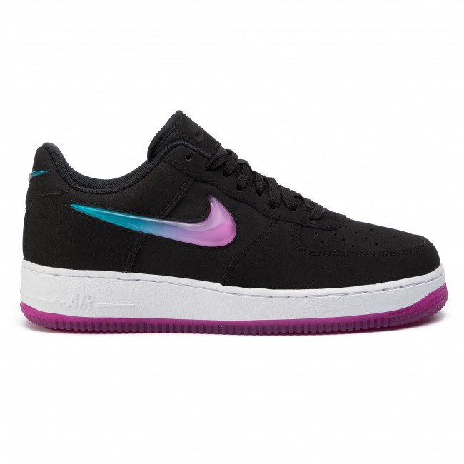 Shoes NIKE Air Force 1 '07 Prm 2 AT4143 001 BlackActive Fuchsia