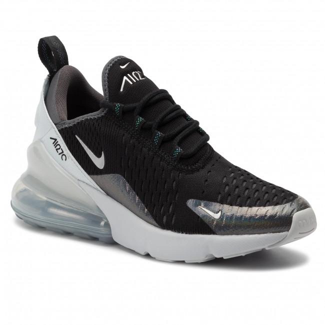 sports shoes 841ff a9c93 Shoes NIKE - Air Max 270 Y2K (Gs) BQ9240 001 Black/Metalic Silver
