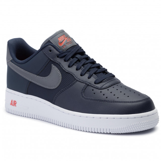 Nike Men's Air Force 1 LV8 Leather Casual Shoes: