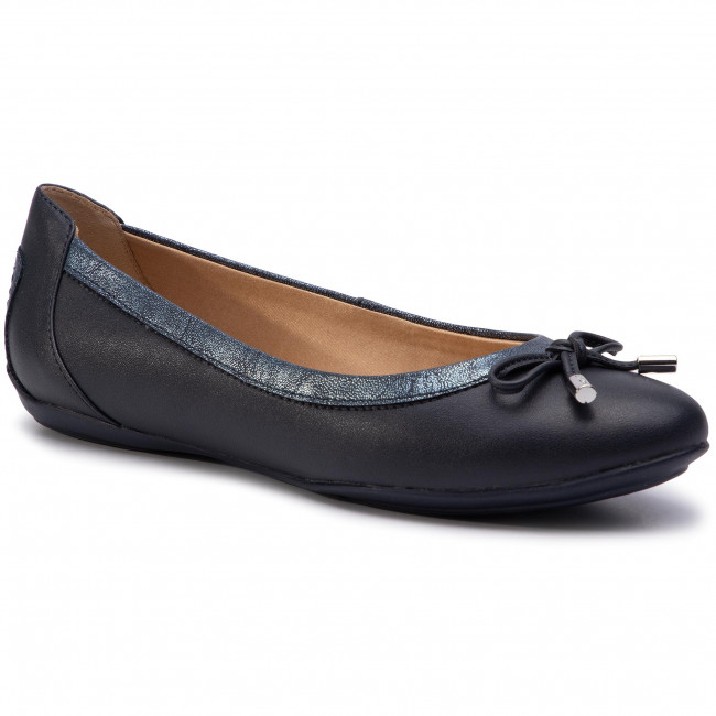 Flats GEOX D Charlene A D84Y7A 054PV C4002 Navy