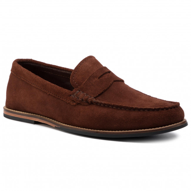 club Elástico autopista  Moccasins CLARKS - Whitley Free 261396127 British Tan - Moccasins - Low  shoes - Men's shoes | efootwear.eu